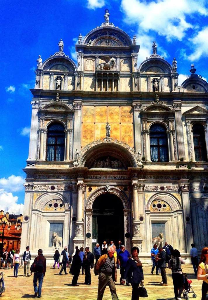 Trip Gourmets hospital in Venice