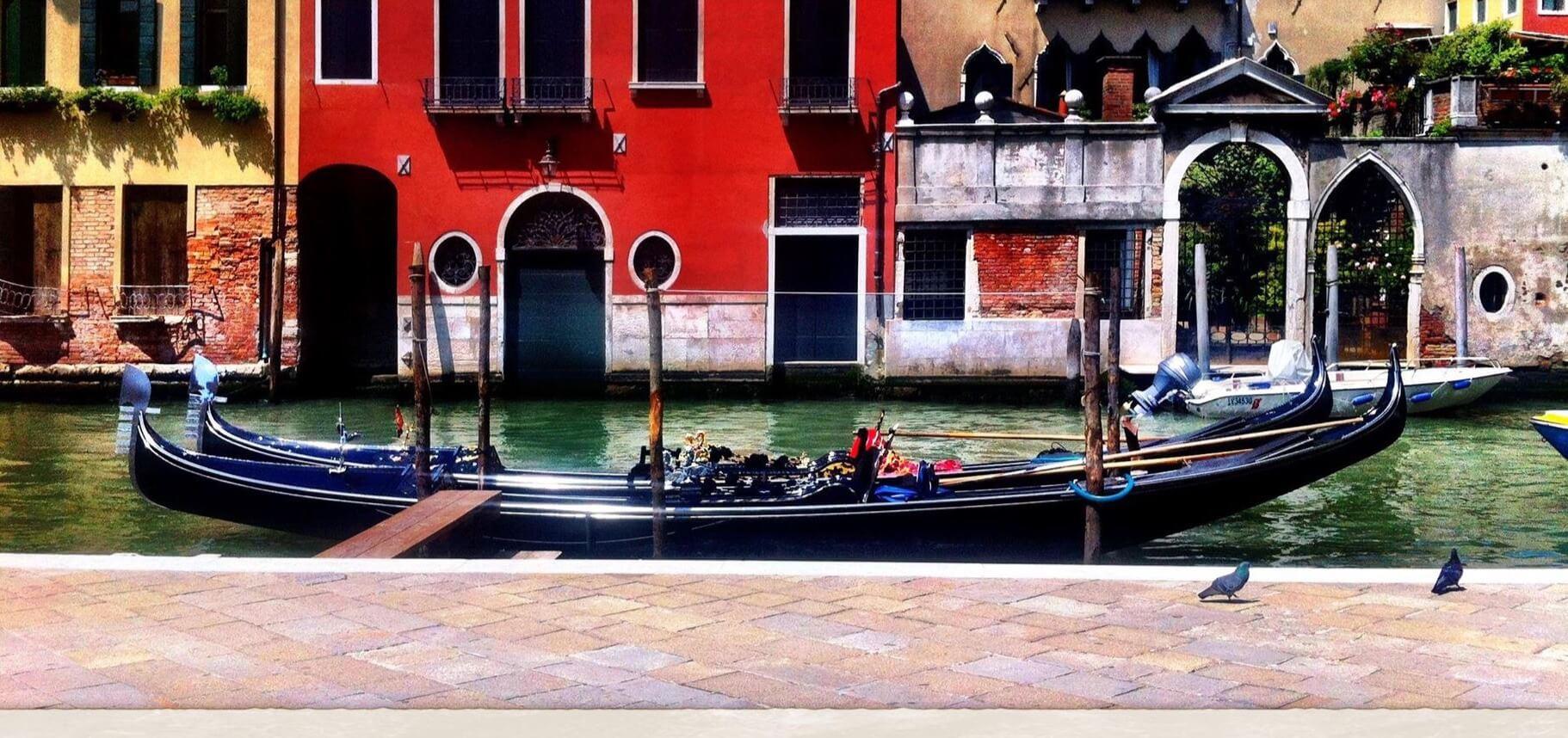 Gondola in Venice Trip Gourmets