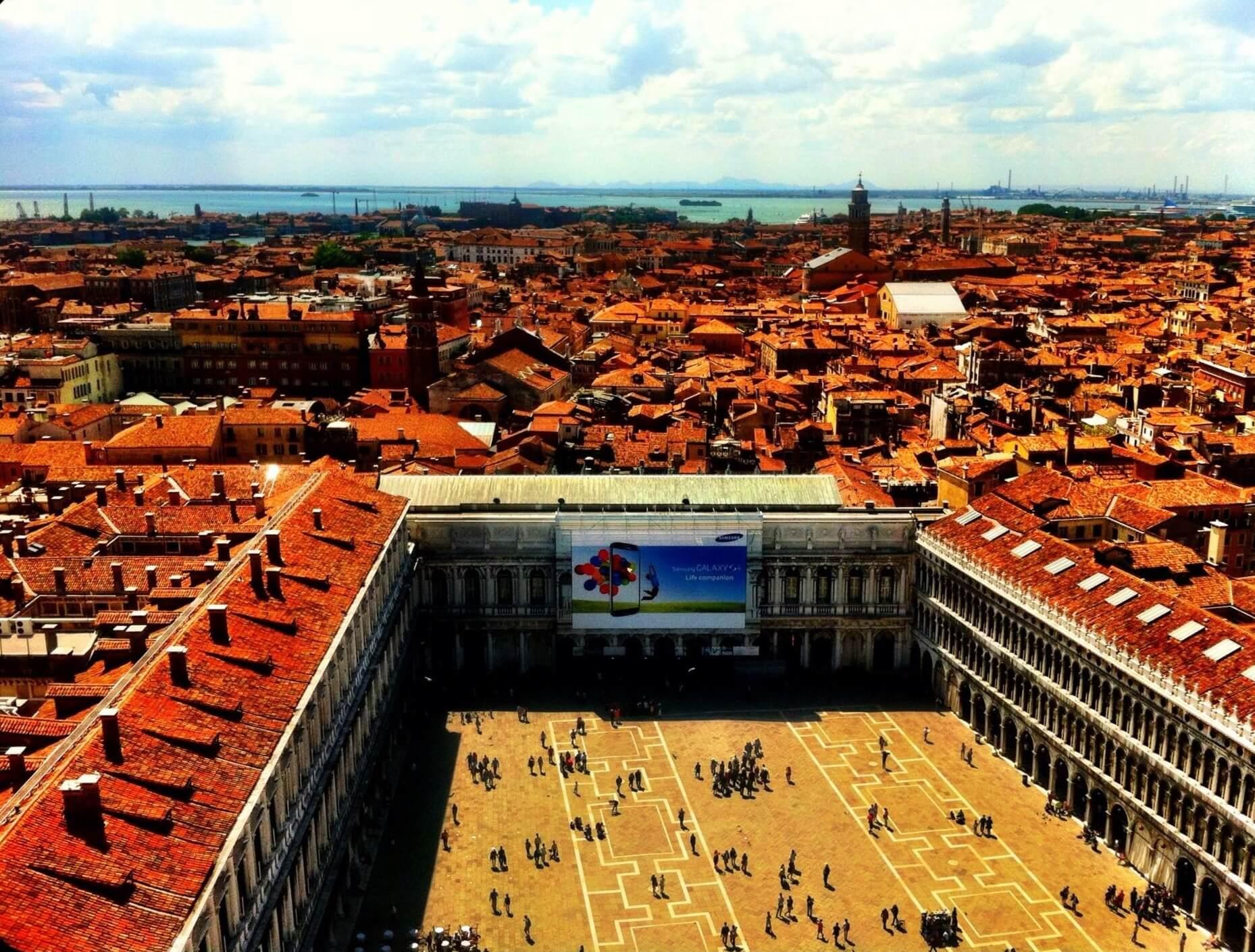 Piazza San Marco Venice Trip Gourmets