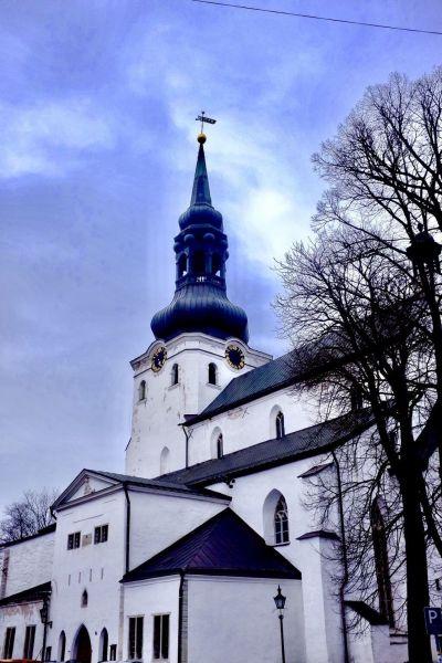 Tallinn city break St. Mary's Cathedral , Weekend in Tallinn