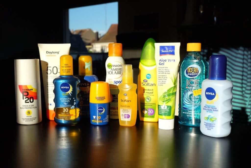 travel first aid kit sun creams Trip Gourmets