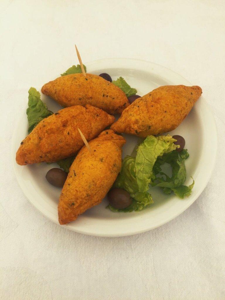 Foodie highlights of Porto bolinhos de bacalhau