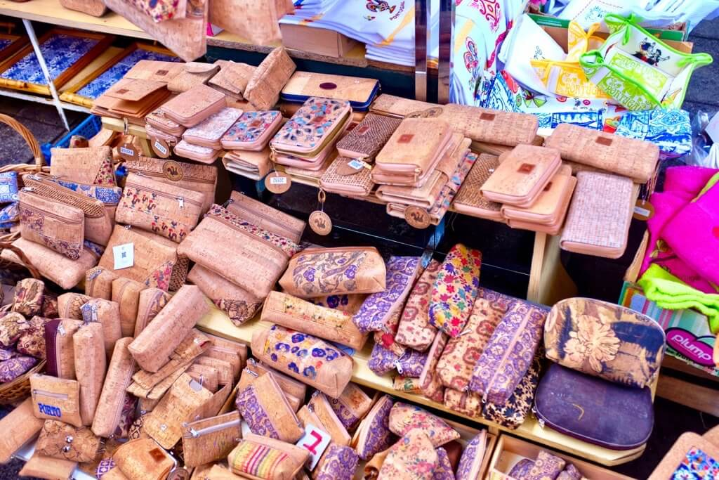 Foodie highlights of Porto, cork, purses
