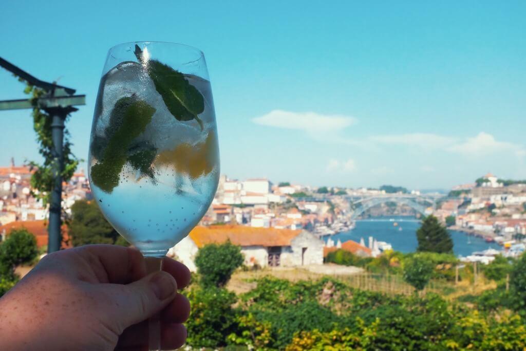 Three days in Porto . Port Tonic