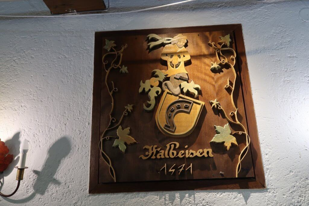 Alsace wine route - Halbeisen