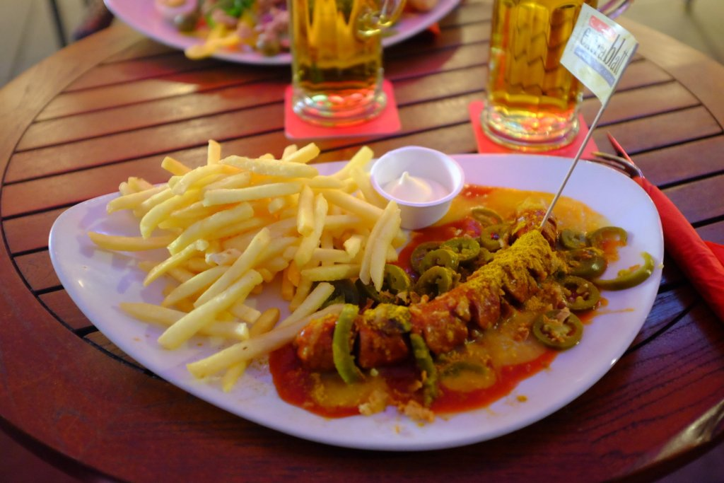 things to do in Cologne in one day curry wurst