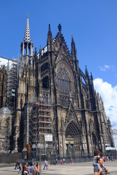 things to do in Cologne in one day cologne cathedral Kölner Dom