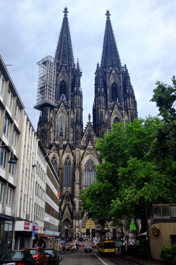 Köllner Dom cathedral Cologne Gallery Trip Gourmets