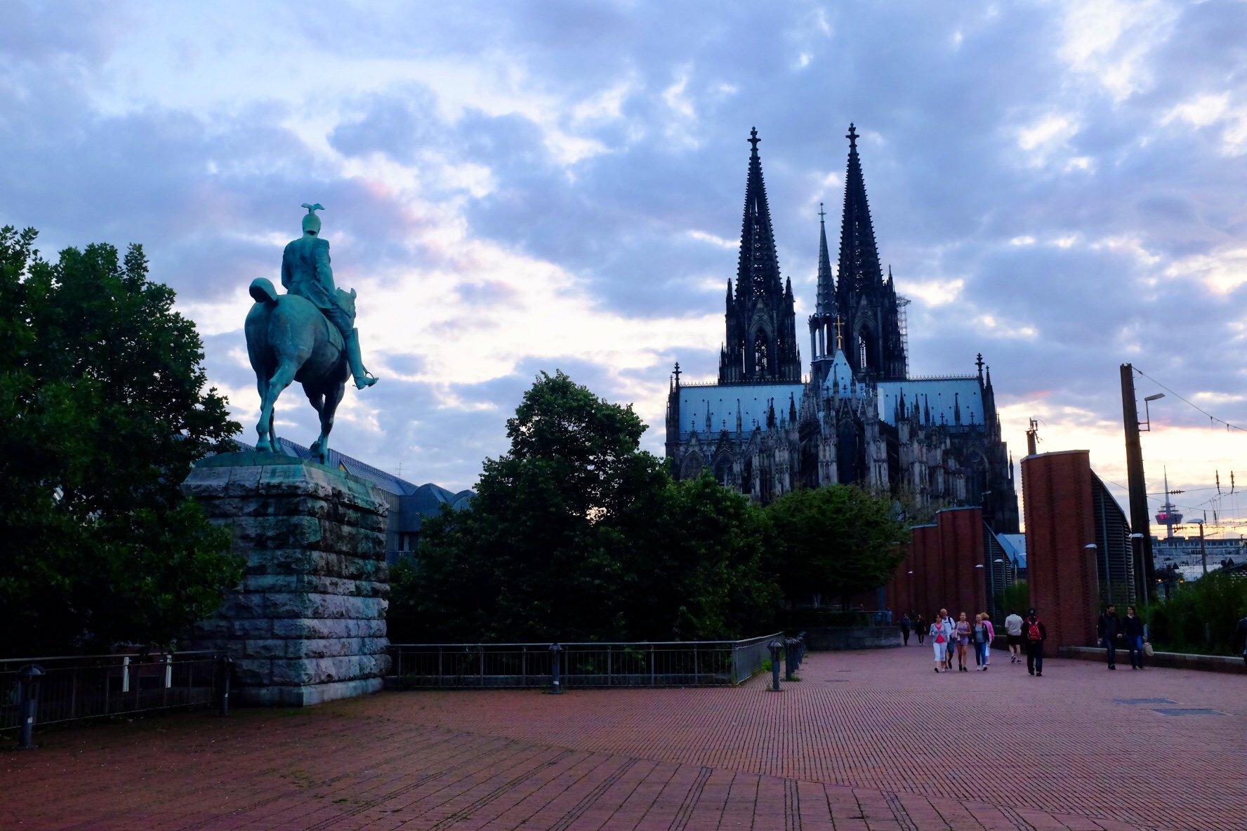 Köllner Dom Cologne Gallery Trip Gourmets