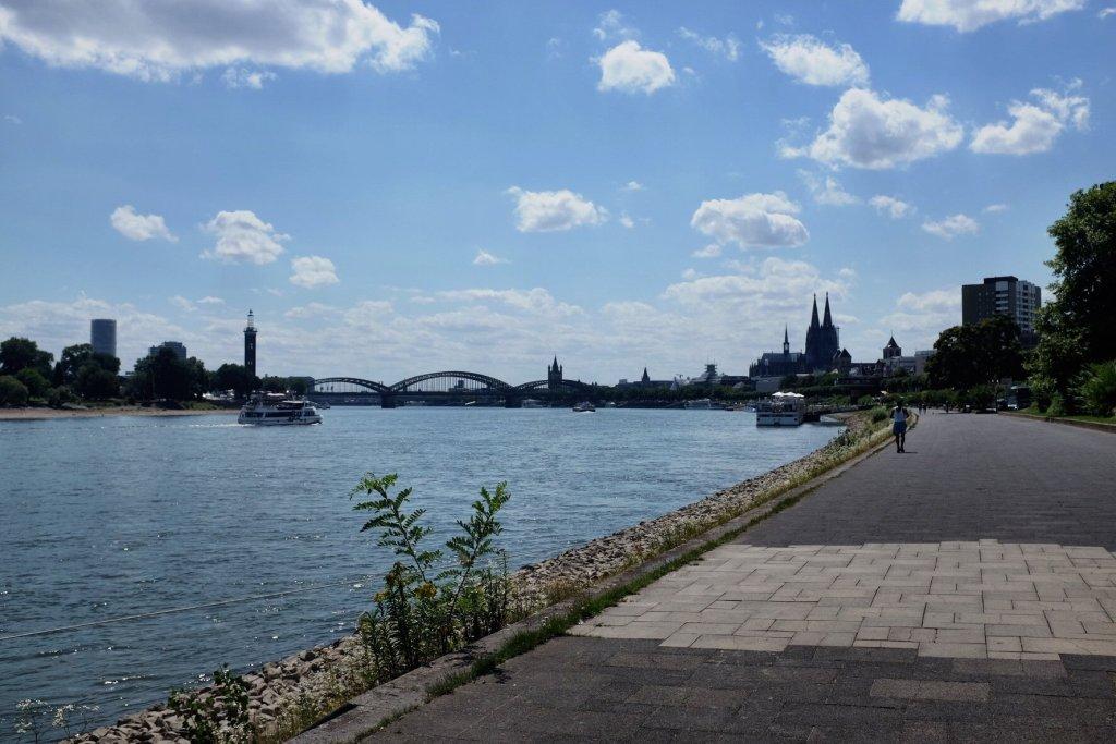 Rhein Köln Cologne Gallery Trip Gourmets
