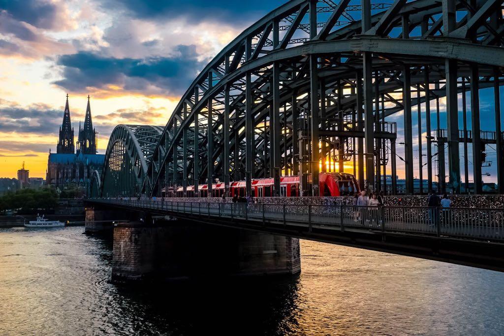 Cologne Germany Rhein Fujifilm Finepix X100T camera best cameras for travel photography