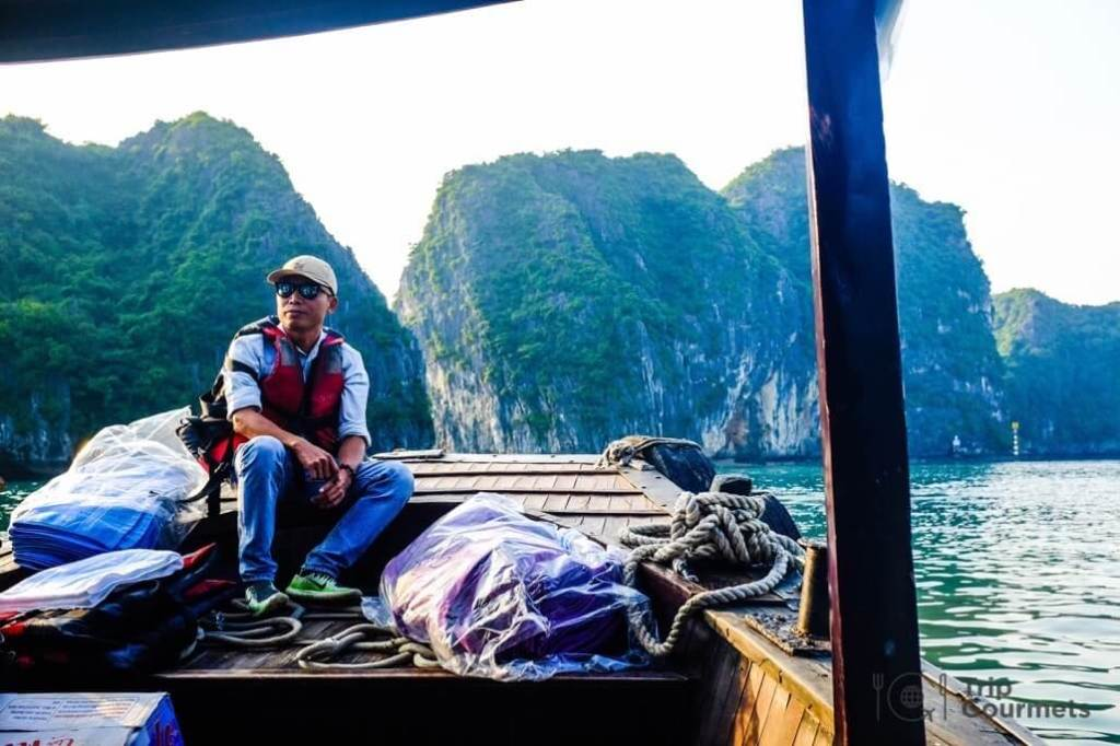 Halong bay cruise review small boat guide