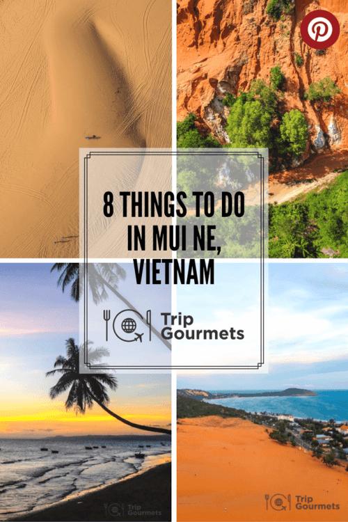 things to do in Mui Ne Muine Vietnam pinterest