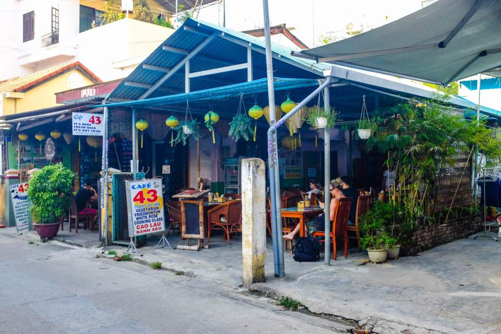 Hoi An cooking school cafe 43