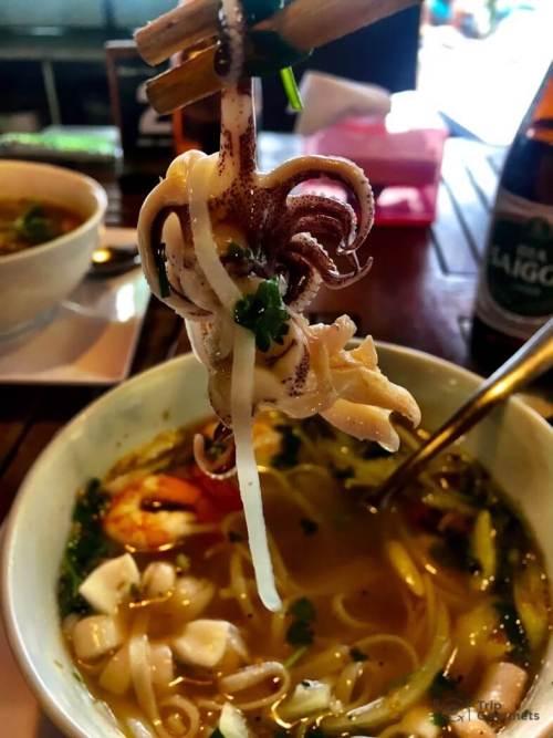 things to do in mui ne muine squid seafood