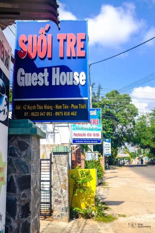 Things to do in Mui Ne Muine Suoi tre street sign