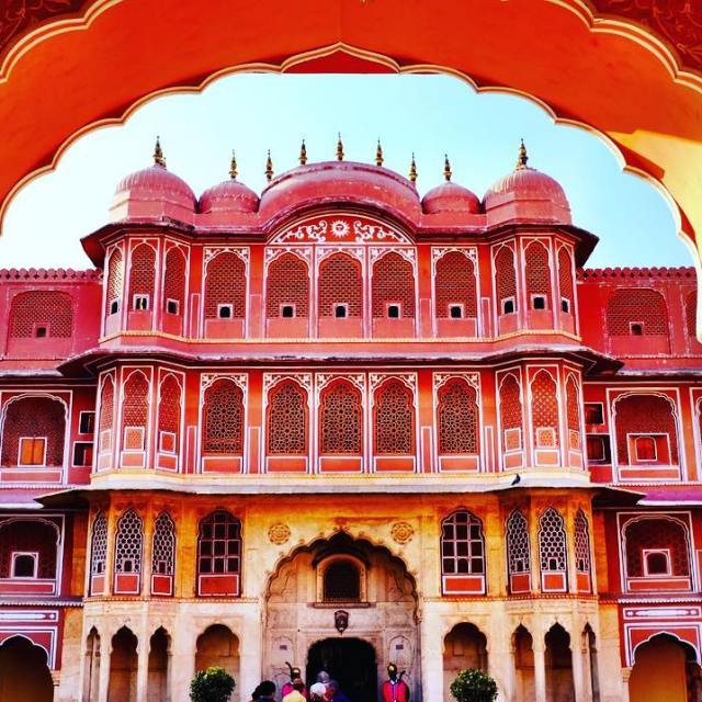 The City Palace in Jaipur is really a piece ofhellip