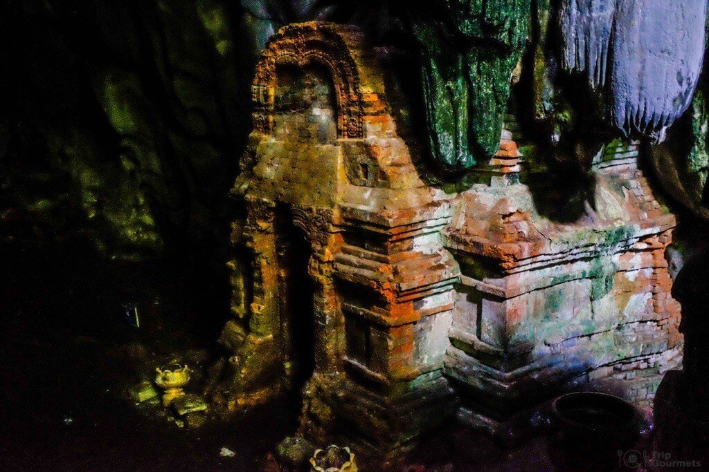 Things to do in Kampot cambodia old temple Phnom Chhngok