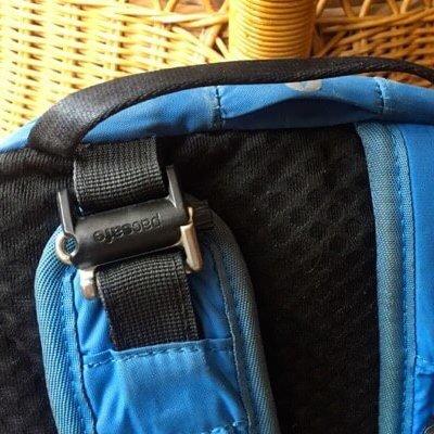 Best anti theft travel bags lock shoulder strap
