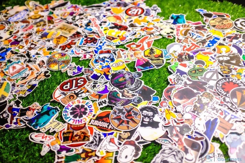 Best Markets in Bangkok Siam Gypsy Market stickers