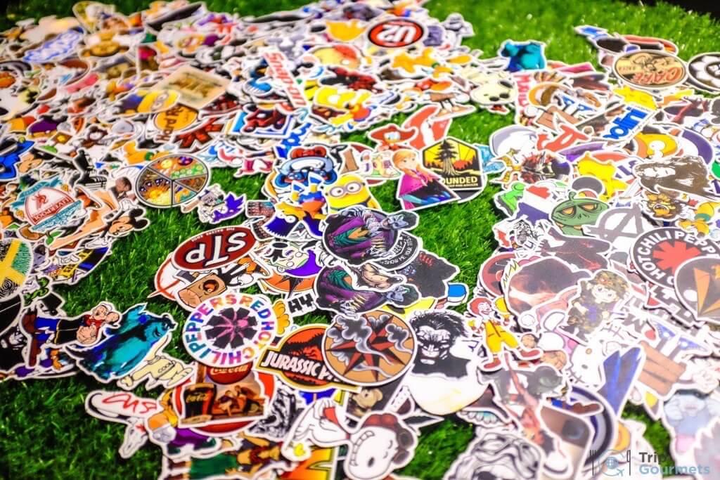 Best Markets in Bangkok Siam Gypsy Market stickers