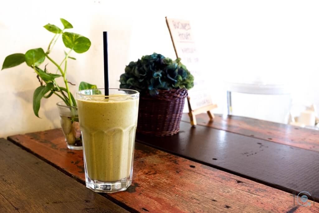 Best food in Ipoh - Avocado Coffee