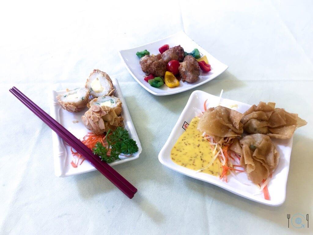 Best food in Ipoh - Dim Sum