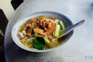 Best food in Ipoh - Won Ton Mee