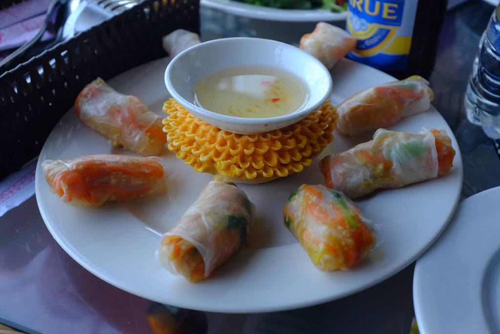 Spring Rolls from Hell