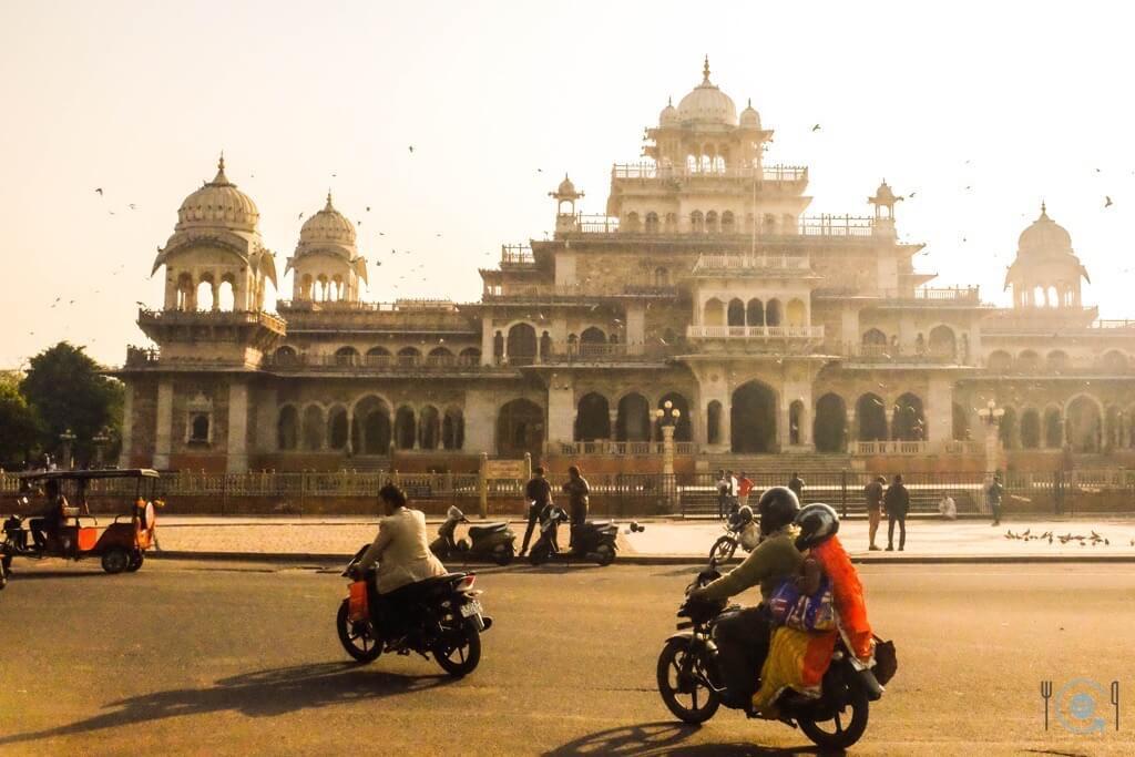 Jaipur Itinerary Albert Hall Museum