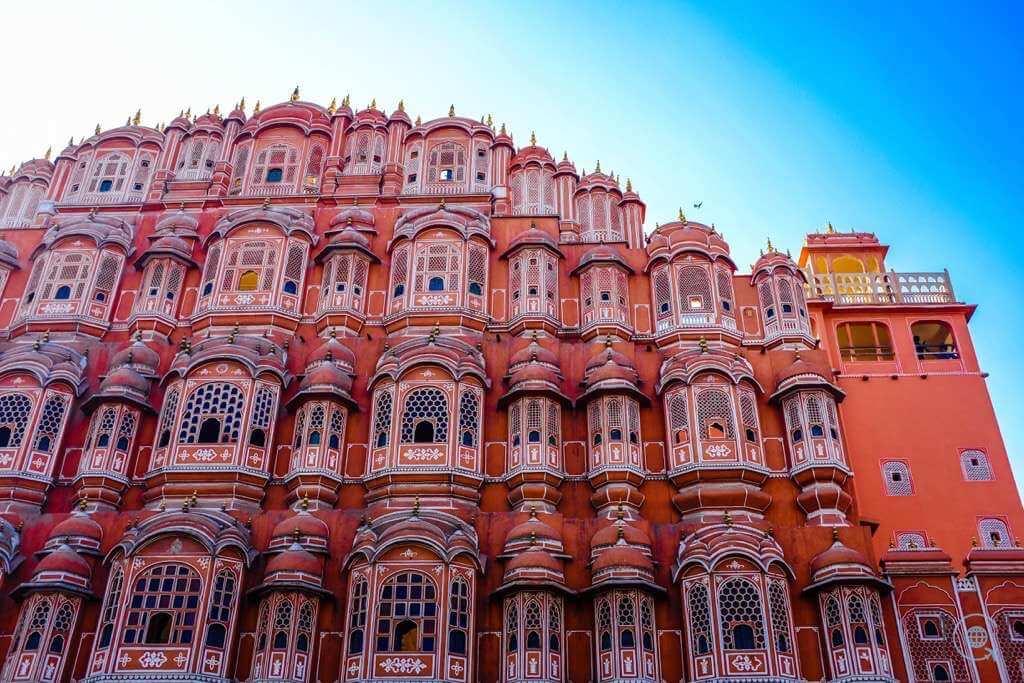 Jaipur itinerary Hawa Mahal