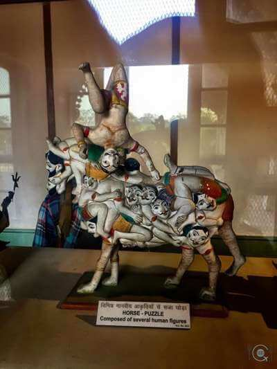 Jaipur itinerary Human Body Horse