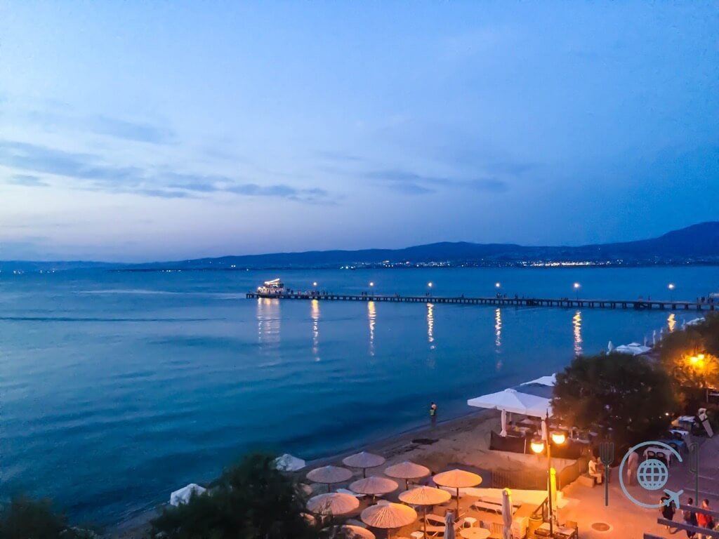 Sightseeing Thessaloniki Perea Beach