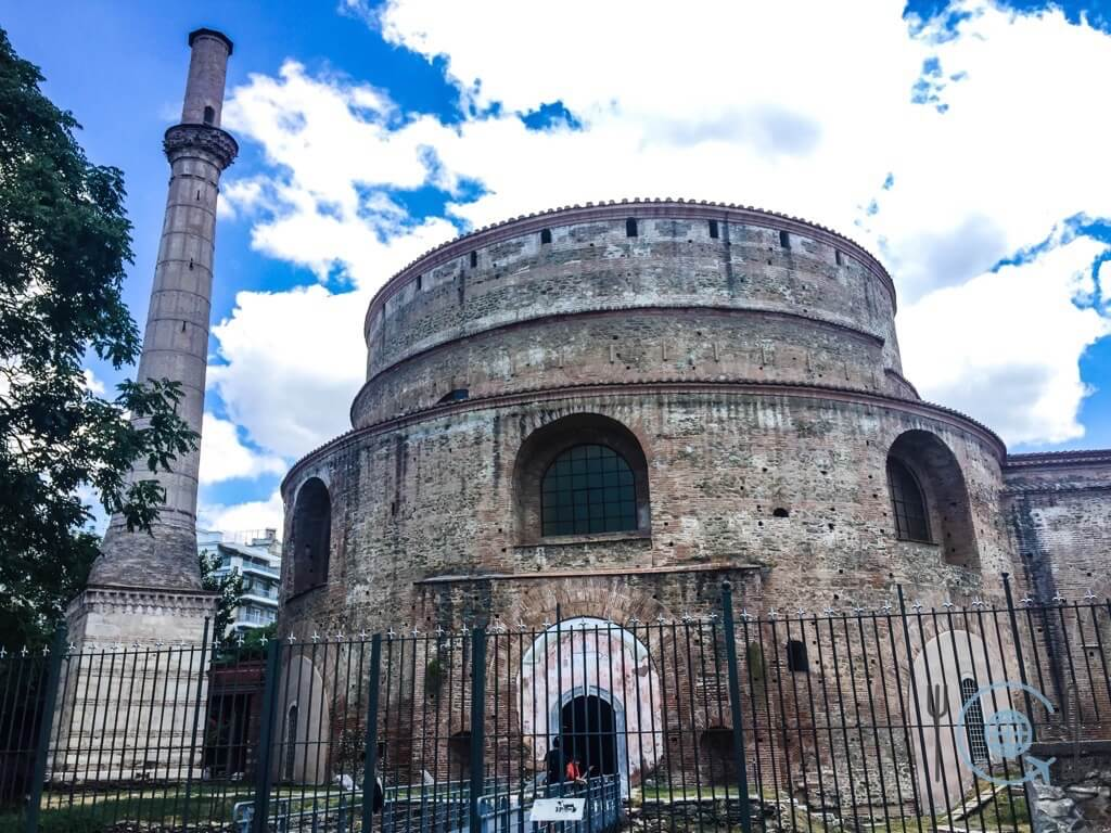 Sightseeing Thessaloniki Rotunda