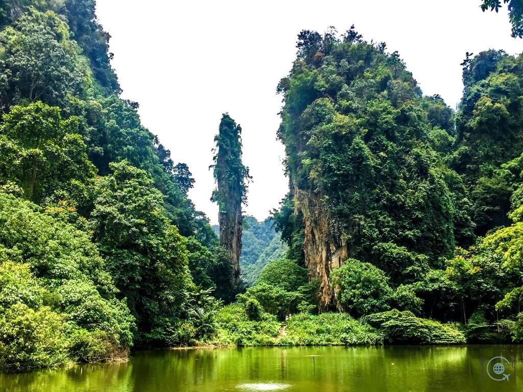 Things to do in Ipoh Lost World of Tambun rock
