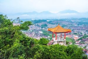 Things to do in Ipoh Perak Cave Temple Top