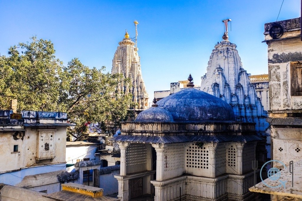 Udaipur Sightseeing - Jagdish Temple