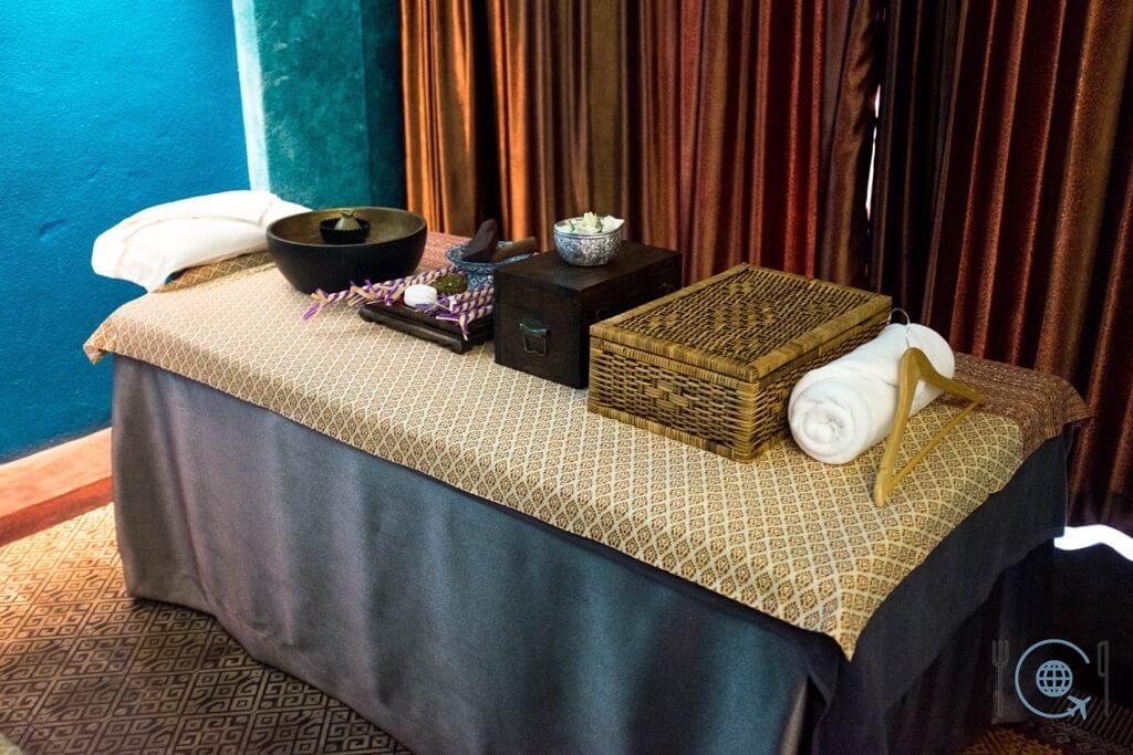 Chiang Mai Itinerary Massage