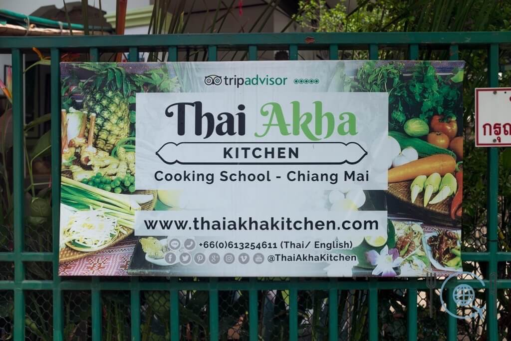 Cooking School Chiang Mai Thai Akha Kitchen