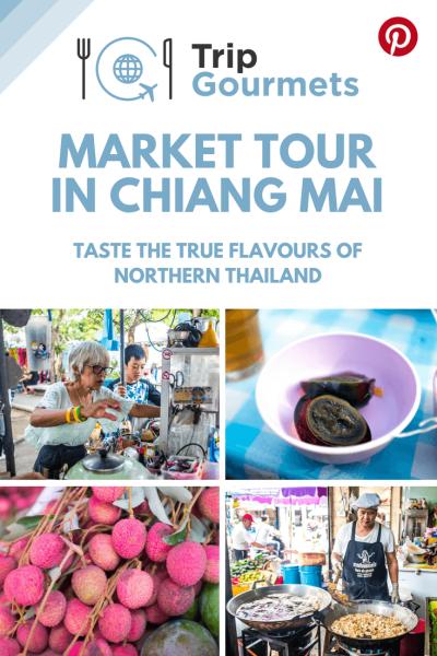 MARKET TOUR IN CHIANG MAI