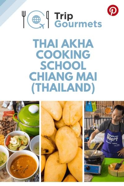 THAI AKHA COOKING SCHOOL CHIANG MAI (THAILAND) Pinterest