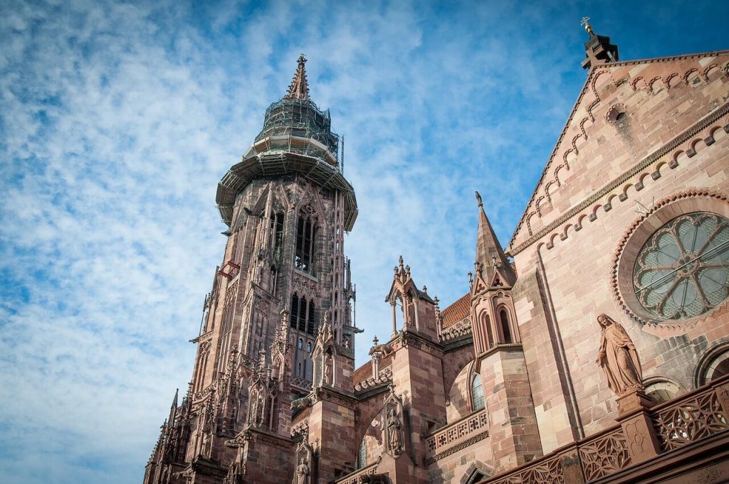Things to do in Freiburg Germany Cathedral