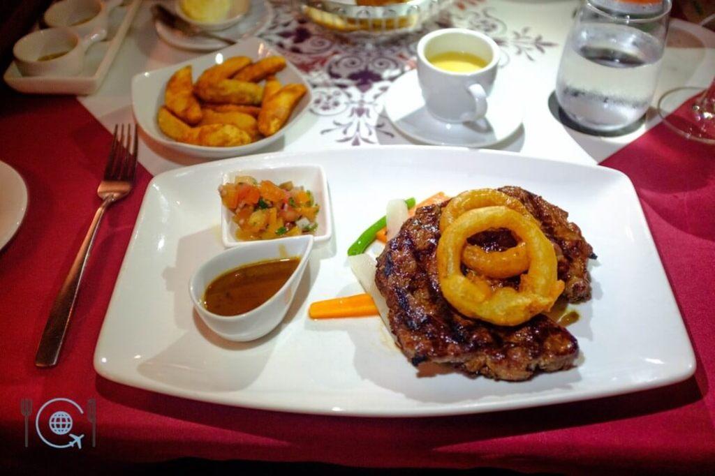 Kuala Lumpur Itinerary Steakhouse