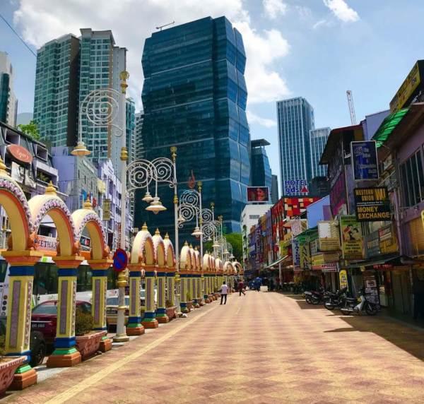 Kuala Lumpur Itinerary Brickfields
