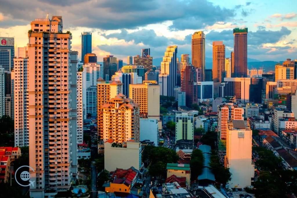 Kuala Lumpur Itinerary Bukit Bintang Sunset 3