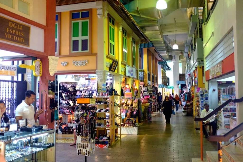 Kuala Lumpur Itinerary Central Market