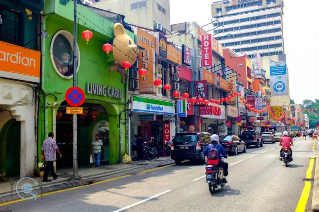 Kuala Lumpur Itinerary Chinatown