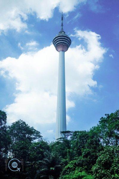 Kuala Lumpur Itinerary KL Tower