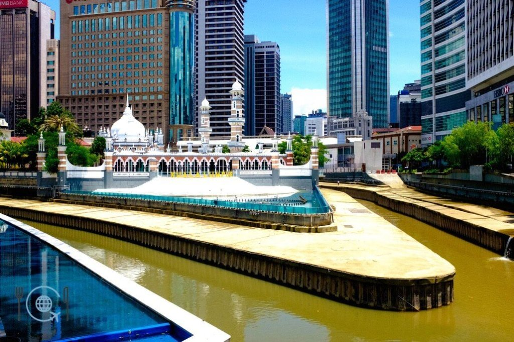 Kuala Lumpur Itinerary Masjid Jamek