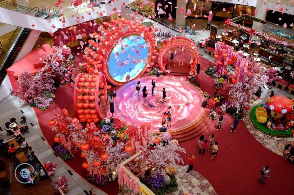 Kuala Lumpur Itinerary PAvillon